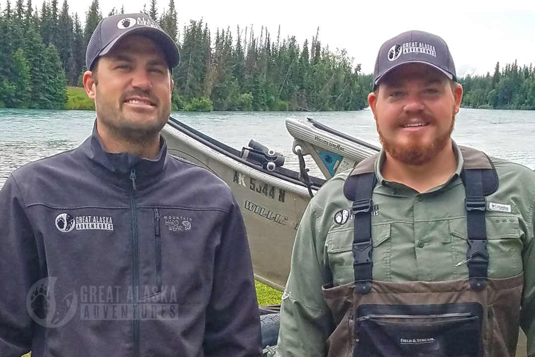 Fishing day trip from anchorage for Anchorage fishing charters