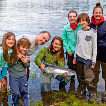 Alaska Family Vacations