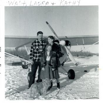 Great Alaska Adventures homestead lodge history