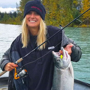 Alaska Fishing Charter family owned & operated for Salmon ...